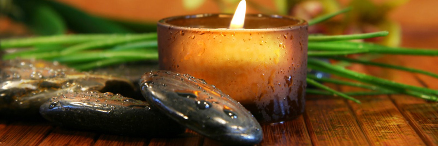 bamboo-and-candle